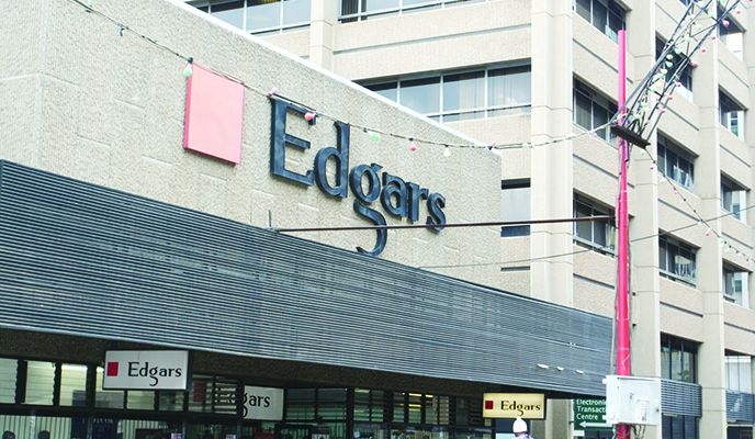 Edgars on sound financial footing
