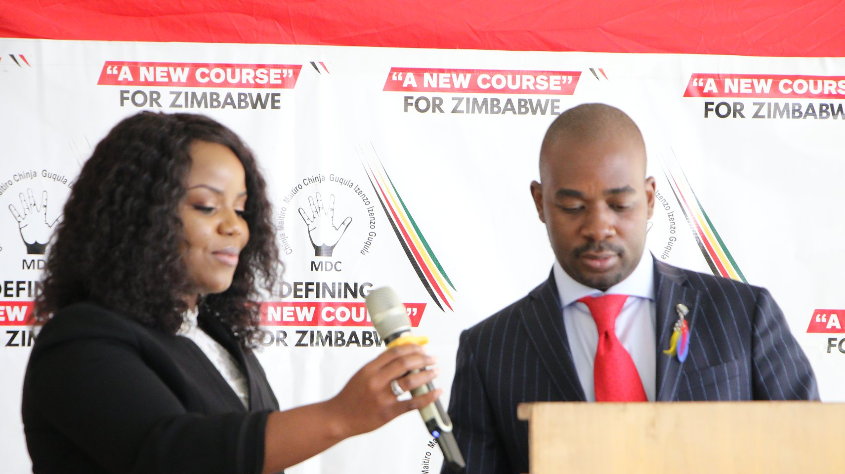 Chamisa makes fresh call for talks with Mnangagwa