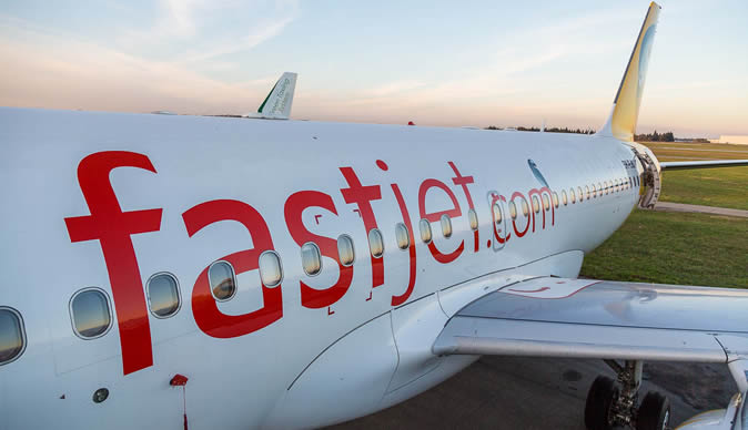 Fastjet named Africa's best