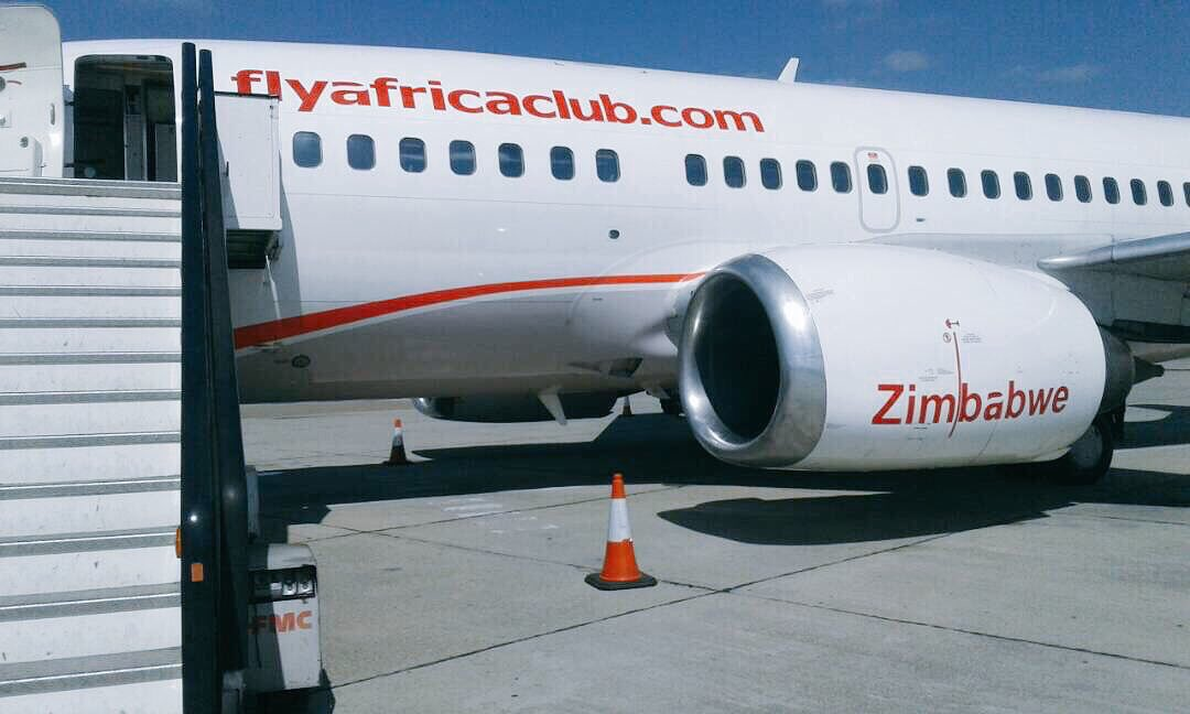 FlyAfrica given 90 days to regularise status