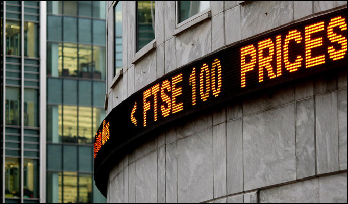 FTSE 100 falls to six-week low after Asia sell-off