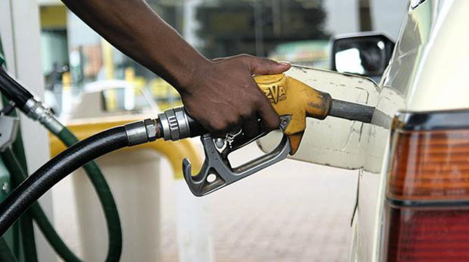 Fuel prices go down