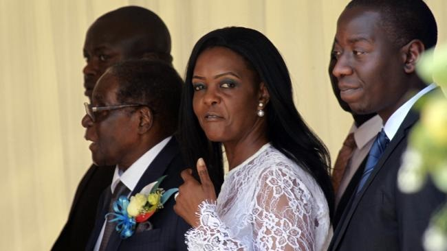 Masuku attacks Grace Mugabe