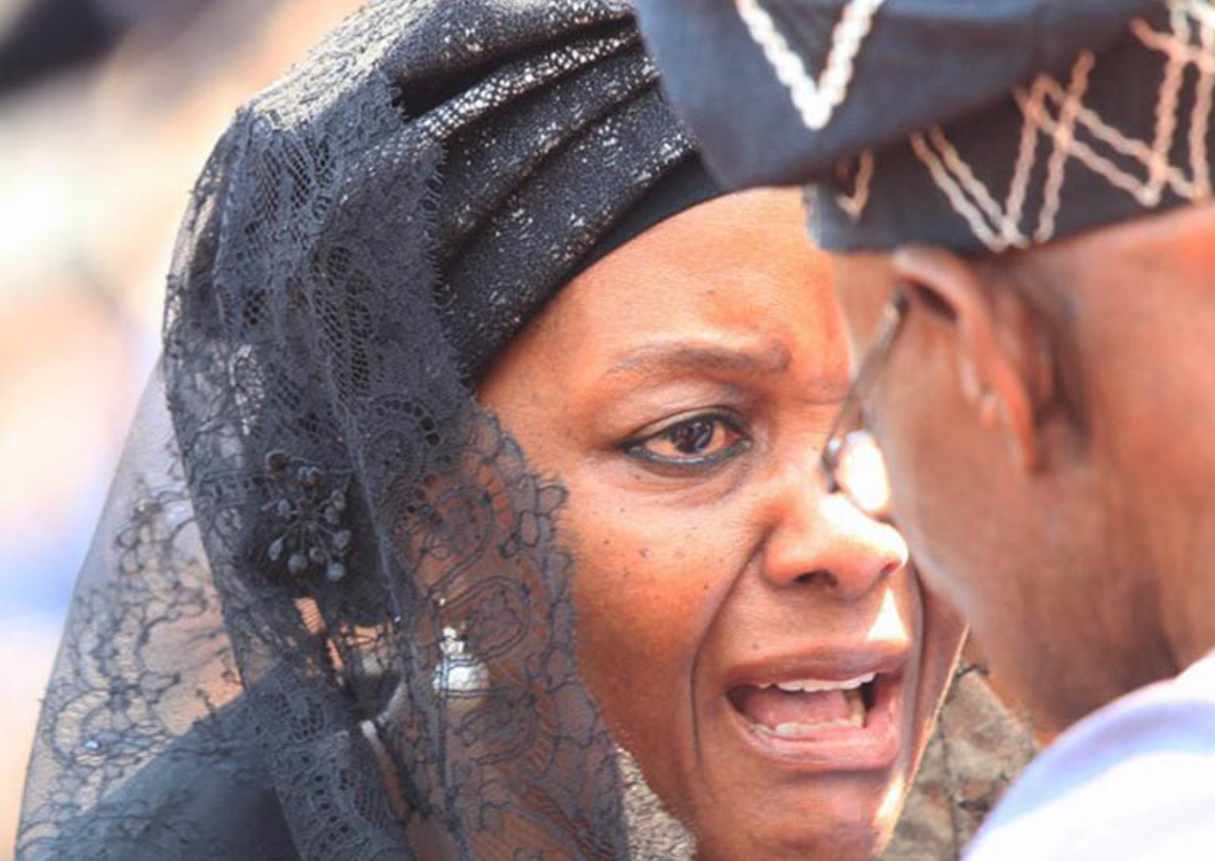 Grace Mugabe's problems mount by the day