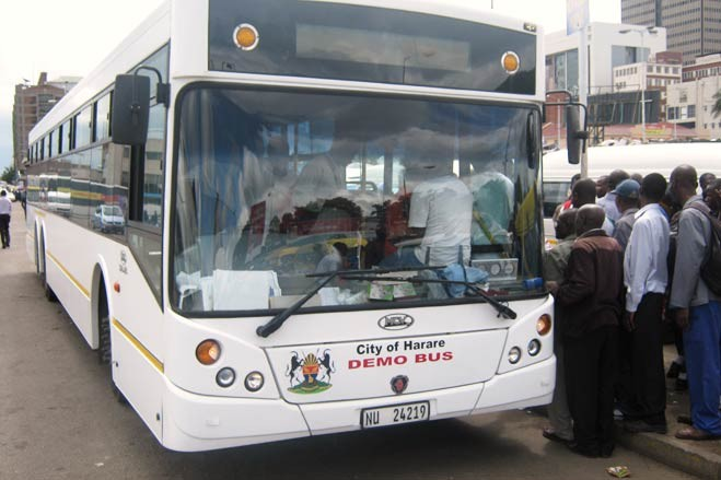 Harare electric buses deal on cards