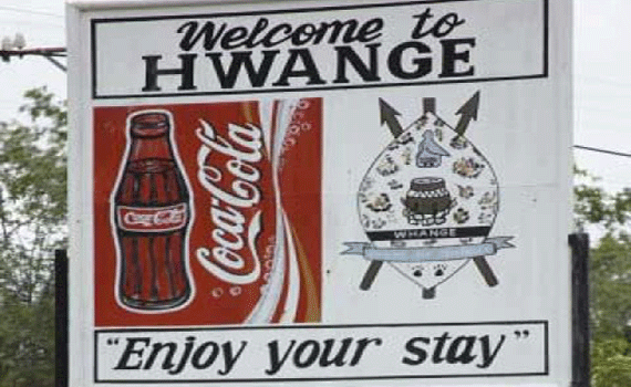 Hwange, Zinwa strike water, sewer management deal