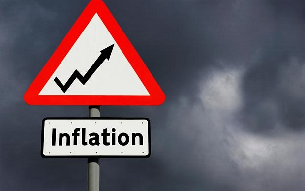 Inflation rises marginally