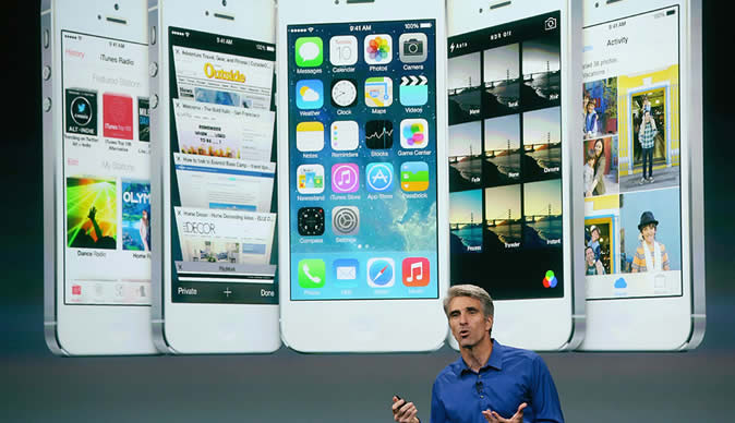 Apple unveils new iPhone 5s and 5c