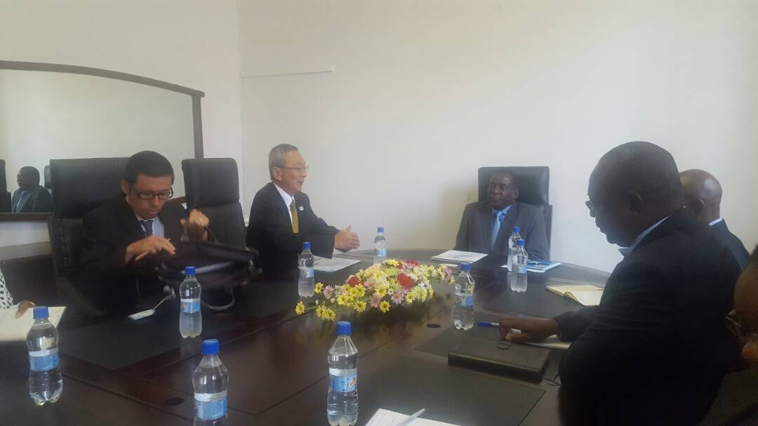 Japan to increase scholarships for Zim students