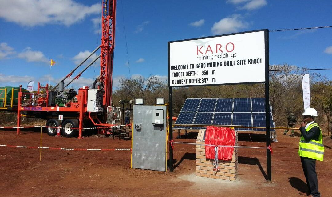 Karo platinum project to create 90 000 jobs