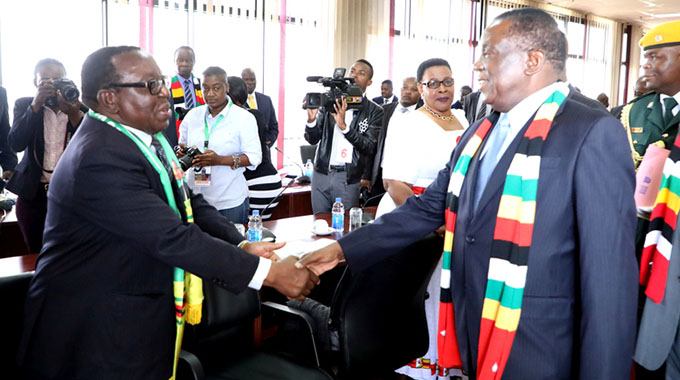 Zanu-PF restructuring moving at snail's pace