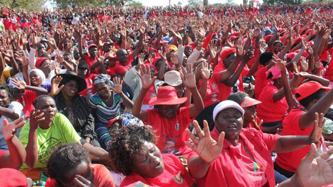 MDC Alliance youths demand demo payment