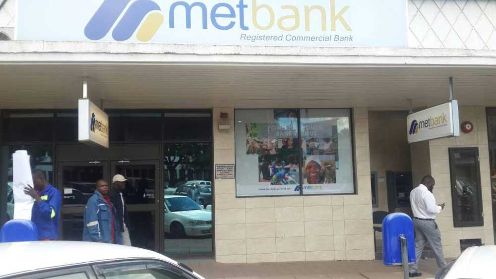 MetBank drags Harare to court over $1m debt