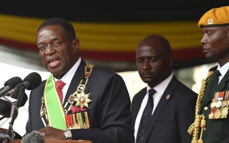 Mnangagwa opens official Facebook account