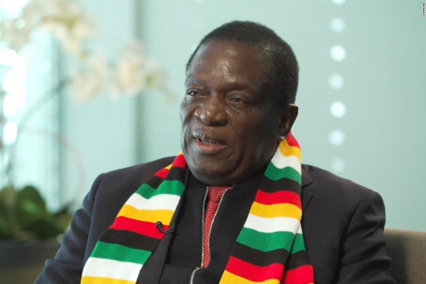 Mnangagwa breaks road rehab records