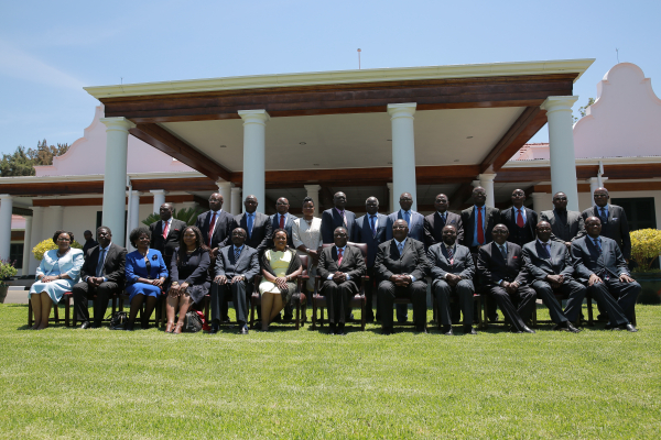 Military muscles into first post-Mugabe Cabinet
