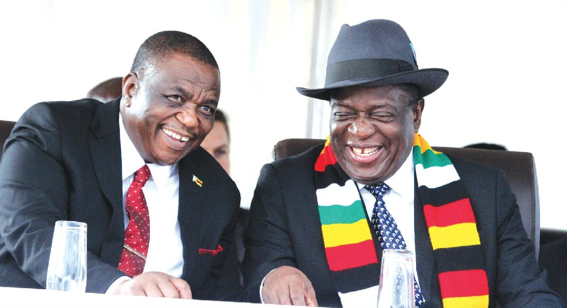 Mnangagwa left paralysed by a crisis of legitimacy