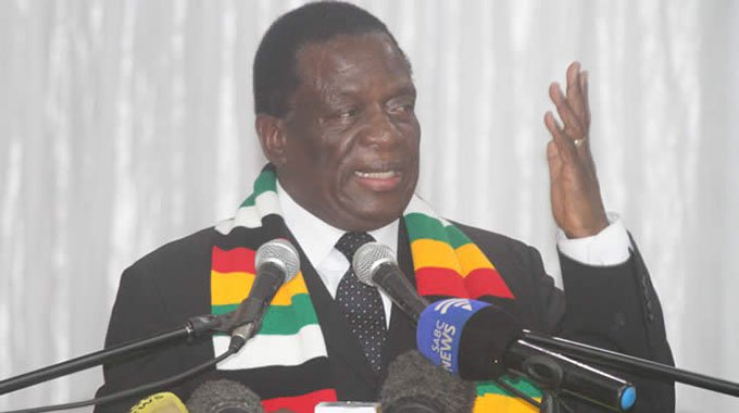 Mnangagwa expresses preference for dialogue