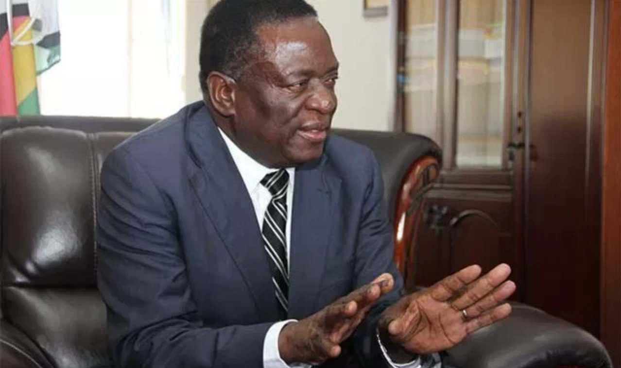 Mnangagwa claims that 'Country has returned to normalcy'