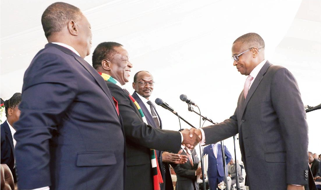 Mnangagwa to attend CEO Africa Roundtable