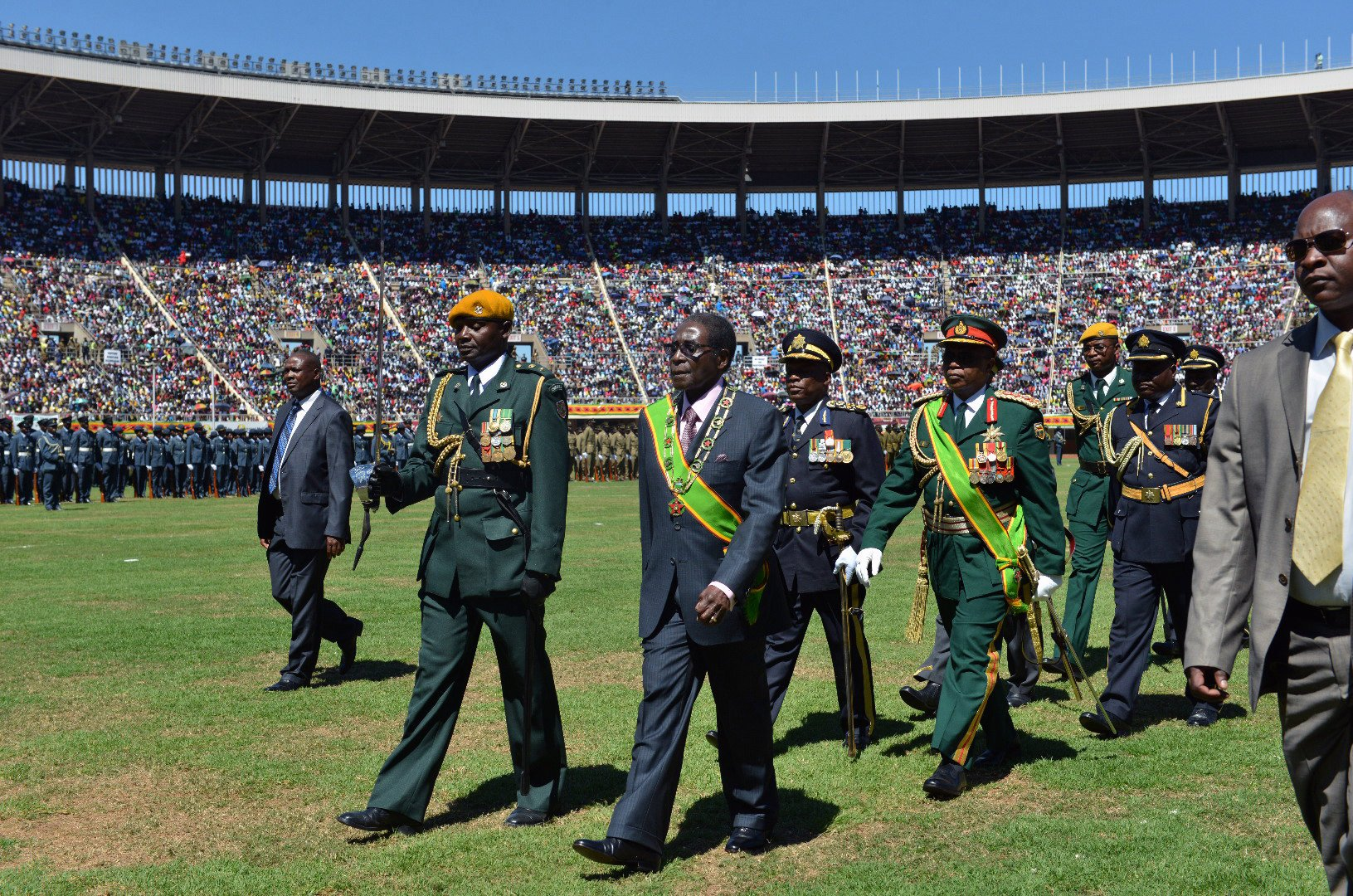 Mugabe-less Zanu-PF is still the party to beat