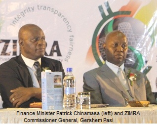 'Multi-currency regime to stay,' says Chinamasa