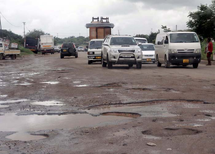 Call to repair Beitbridge roads