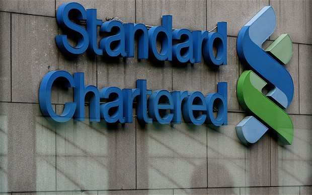 Standard Chartered hurt by Indian rate rise
