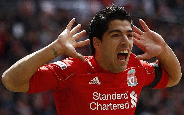 Suarez calls on Liverpool to let him leave Anfield