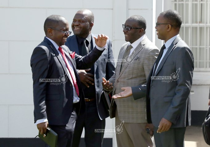 Chamisa, Mnangagwa lawyers join hand, fight in Wicknell's corner
