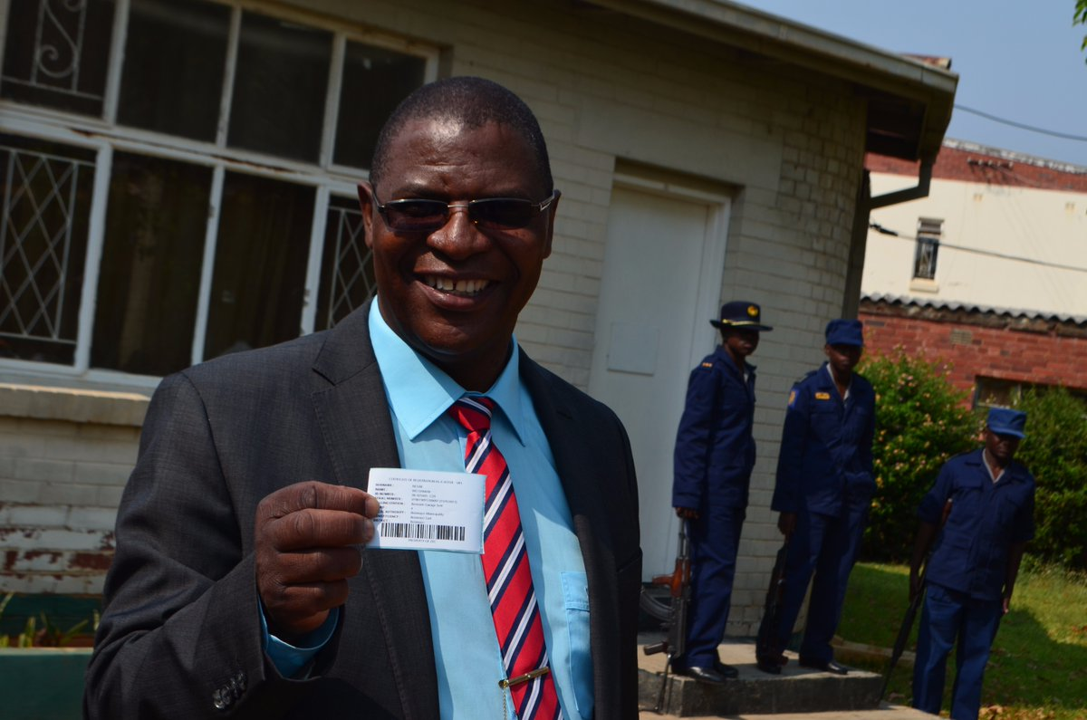 Welshman Ncube unveils Parly candidates - full list