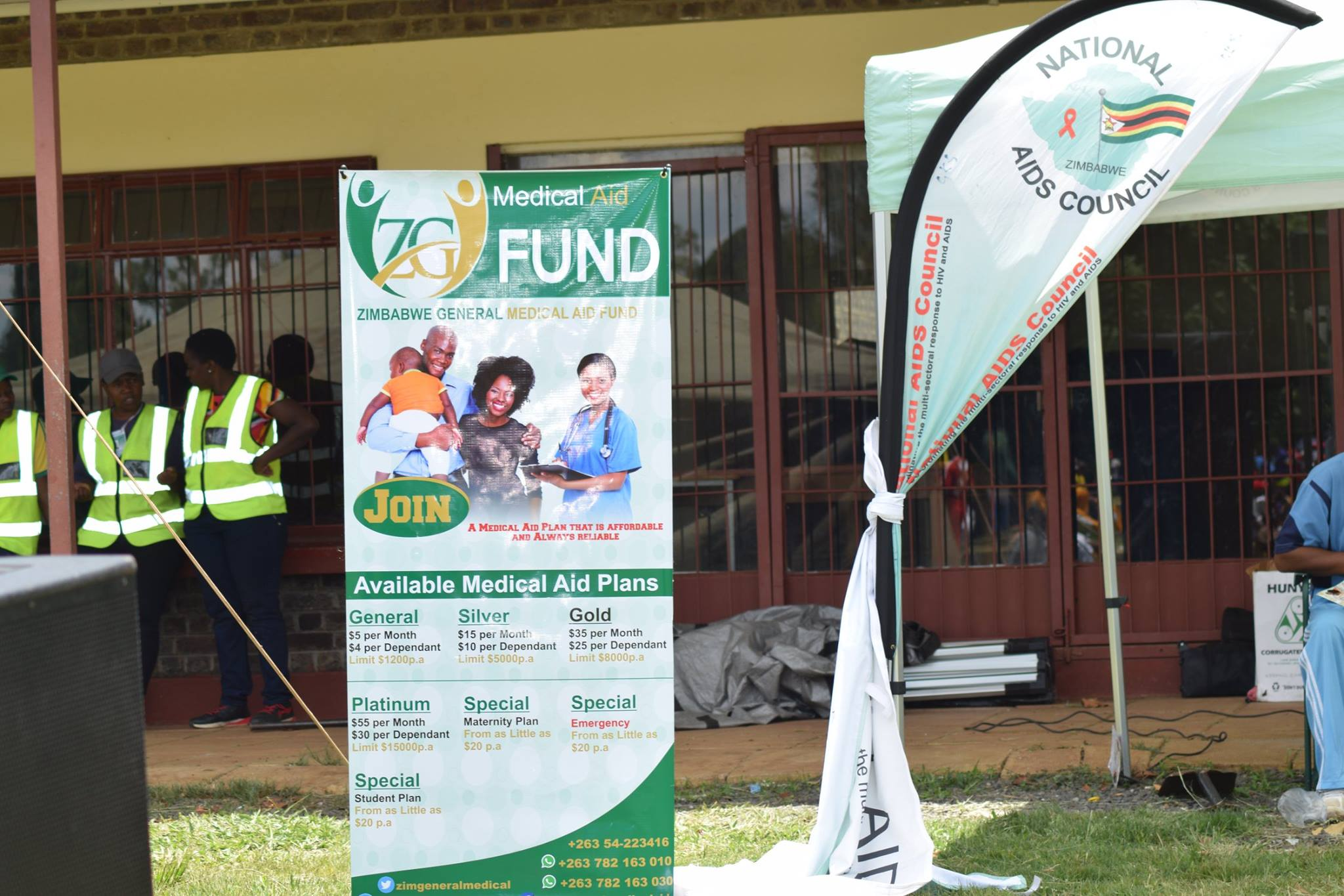 Medical aid firm targets informal sector