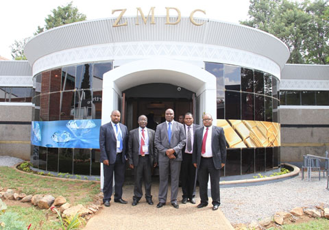Govt moves to privatise ZMDC